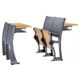 ANC Series 642037C EDU last row chair (no table at back)