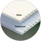 Corex Corrugated Plastic Sheets Translucent 1000 x 770 x 4mm (25pack)