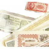 AF See-Thru Currency Envelopes 152 x 102mm (25pck)