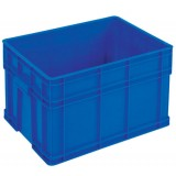 Open top plastic container (HDPE) 48L