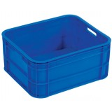 Open top plastic container (HDPE) 13,75L