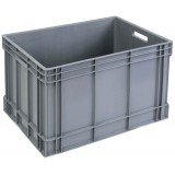 Open top XL plastic container 102L