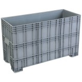 Open top XL plastic container 215L
