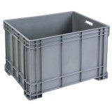 Open top XL plastic container 160L
