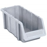 Multi Purpose Plastic Container ANC20PA415 grey 4,35L