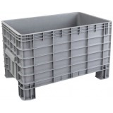 Open top XL plastic container 223L