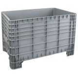 Open top XL plastic container 340L