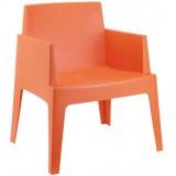 ZGCN Series PP BOX Arm chair