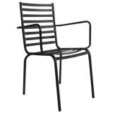 ZGCN Metal Series Tropik Armchair