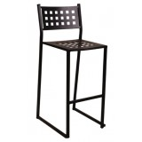 ZGCN Metal Series Faistos stool