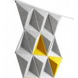 AB Series Aircone, 10-Pack (κρεμαστό) 465x405x85 w/ Gabriel Europost fabric