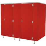 ANC Cubicles Semi Framed Wet Series ME