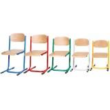 ANC  Classroom Series IT JUNIOR  nr. 7, 6, 5, 4, 3, 2, CHAIR,  frame Ø 25