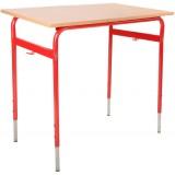 ANC  Classroom Series IT BARTEK Table single, sizes 2-4 or 4-6
