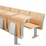 ANC-LA Edu Series E4000 tipup table Bi-laminate