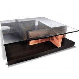 ANC Wood slab series Coffee table Maze RR1