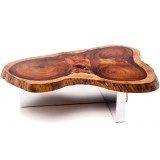 ANC Wood slab series Coffee table Tamburil q1