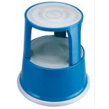 ANC Library Stool Blue