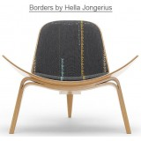 HM Series Shell chair CH07 Borders