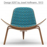 HM Series Shell chair CH07 Design 9297
