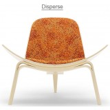 HM Series Shell chair CH07 Disperse