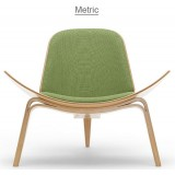 HM Series Shell chair CH07 Metric