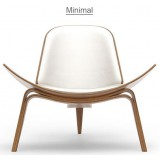 HM Series Shell chair CH07 Minimal
