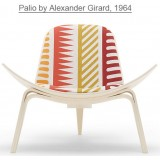 HM Series Shell chair CH07 Pailo