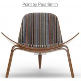 HM Series Shell chair CH07 Point