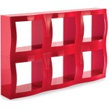 Boogie Woogie shelving system 6 pack