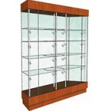CS Series Glass/wood Display Case 5018