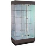 CS Series Glass/wood Display Case 5102