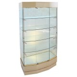 CS Series Glass/wood Display Case 5400s