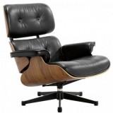 EXP Series Eames lounge chair m.oak (no ottoman)