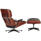 EXP Series Eames lounge chair m.Rosewood  w/ ottoman)