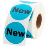 """Anc Series Labels / Round Stickers """"NEW"""" (roll of 500)"""