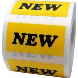 """Anc Series Labels / Square Stickers """"NEW"""" (roll of 500)"""