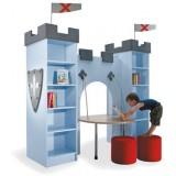 ΣΕΙΡΑ BT READING CASTLE model 3 - Αρθρωτή κατασκευή με βιβλιοθήκη σε &