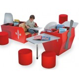 EBL Kids' Library AirPlane config