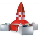 EBL Kids' Library Space Rocket