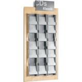 EB SCHULZ Series CD Display wall