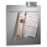 EB SCHULZ Series Newspaper Display