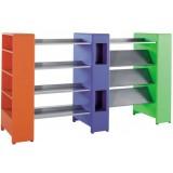 ΣΕΙΡΑ BT  TRICOLORE SERIES - Βιβλιοθήκη για παιδιά 2-6 ετών, αποτελούμ&