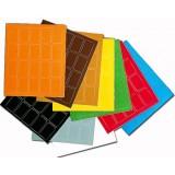 EBL Series Pre-printed spine labels, 50 pcs