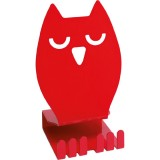 EBL Series Owl I display, red