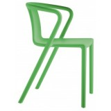 EBL Series Air armchair, green