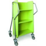 EBL Series Book trolley Mini-Oblique, green