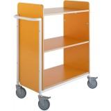 EBL Series Book trolley Ven+, orange