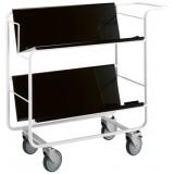 EBL Series Book-/binder trolley Selma,