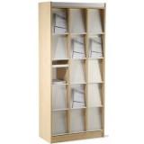 EBL Series Magazine cabinet Unifach